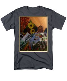 Purchase an adult t-shirt featuring the image of Pas Pour Eve Re-done by Jocelyn Apple.  Available in sizes S - 4XL.  Each t-shirt is printed on-demand, ships within 1 - 2 business days, and comes with a 30-day money-back guarantee.