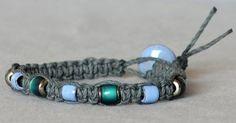 How to Macramé a Hemp Bracelet | Rings and Things Blog