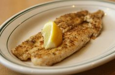 Stuffed flounder is good, but grilled flounder may just be a little better…