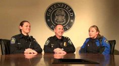 Some Greenfield police officers went way above and beyond the call of duty to help a 93-year-old woman. Inspiring!