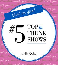 Top in Trunk Shows #5
