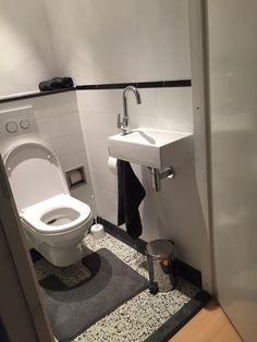 Granito Tegels in Toilet