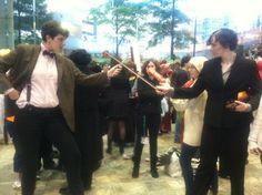 Google Image Result for http://media.tumblr.com/tumblr_lp7ua9Rbu41qgqtdr.jpg  The Doctor vs. Sherlock