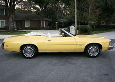 1973 Mercury Cougar XR7 Convertible   MJC Classic Cars   Pristine Classic Cars For Sale - Locator Service
