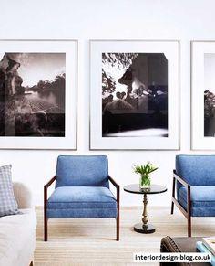 THE Room: Living Area Art - http://www.interiordesign-blog.co.uk/garden-and-home-design/the-room-living-area-art.html