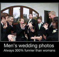 Mens wedding photos