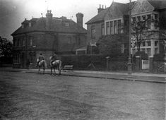 Bull Hotel, Shooters Hill, c 1950