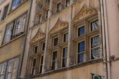Fenêtres à meneaux St Jean Vieux #Lyon