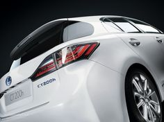 LEXUS CT (2011 - Present) Description & History: transmission Drive Type Front Wheel Drive Gearbox Electrically Controlled CVT (e-CVT) brakes Front Ventilated Discs Rear Discs