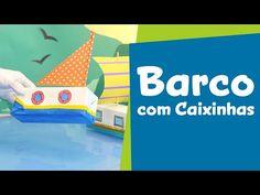 SuperHands: Barco com Caixinhas | Ep 17 - YouTube