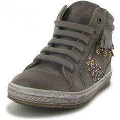 Boots bi matières Array