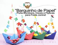 barquinho-de-papel-porta-doces-enfeite-de-mesa-para-festa-junina.jpg (610×478)