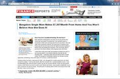 Eliminar financereports24.com virus