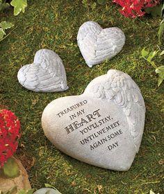 3-Pc. Memorial Garden Stone Set