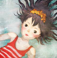 çizgili masallar: Ocean Dream by Khoa Le
