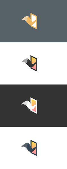 Firefox icon concept uitwerking van Joop Akerboom