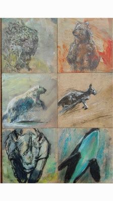 Fauna. Movimiento. Color. - Emilio Pablo Alonso Wi...