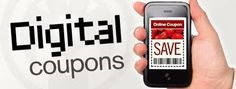 My favorite ways to save. Convenient coupons on your smartphone!
