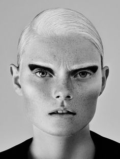 stlara:  lisa emilie grøndahl @ union models