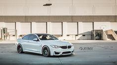 Mint Oreo M4 // Vorsteiner + KW + TAG Motorsports Hotness