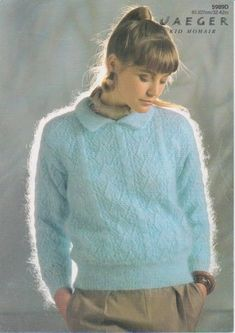 b3f822d35 7 Best vintage womans knitting patterns images