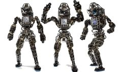 Blog: El Motor Analítico: Los robots del amanecer