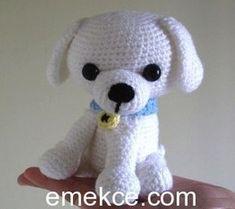 Emekce.com farkıyla yeni bir amigurumi örgü oyuncak tarifini sizler içn paylaştık. Amigurumi yavru köpek tarifini kullanarak sizlerde çocuklarınızı mutlu edebilirsiniz. Sizler için her gün yeni bir…