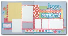 layout by Annette Green using CTMH Dotty For You paper