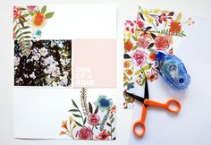 Tutorial: Using the Film Club Scrapbook Kit with Geralyn Sy