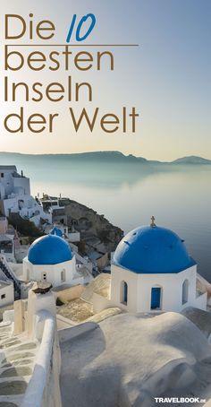 """Die Leser des US-amerikanischen Reisemagazins """"Travel+Leisure"""" haben wieder die besten Inseln der Welt gekürt – und dabei auch zwei aus Europa in die Top Ten gewählt."""