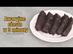 Awaryjne ciasto w 3 minuty - YouTube Cooking Recipes, Sweets, Beef, Youtube, Food, Polish, Coffee, Kuchen, Meat