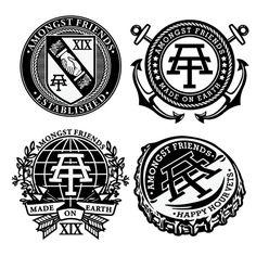 Amongst Friends logos