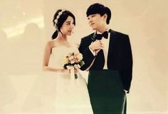 SungMin's wedding