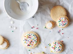 Simple sugar cookies make the perfect canvases for endless decorating fun! These bake in under 10 minutes and yield 6 dozen cookies, perfect for any gift swaps. Sponsored by Crisco®.