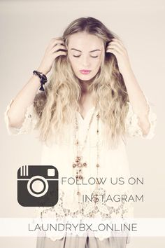 Follow Laundry Boutique online for the latest fashion starting from £18... www.laundryboutique.co.uk