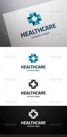 Healthcare Logo V2  #GraphicRiver
