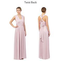 Lilac multiway evening dress - Women - Debenhams.com