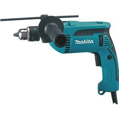 Makita - HP1640 - Makita HP1640 5/8'' 6 AMP, Variable Speed, Reversible Hammer Drill, Black