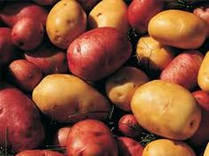 Red or Russet Potatoes - Pahl's Market - Apple Valley, MN Veg Dishes, Vegetable Side Dishes, Food Dishes, Crispy Potatoes, Russet Potatoes, Red Potato Recipes, Veggie Recipes, German Christmas Food, German Potato Pancakes