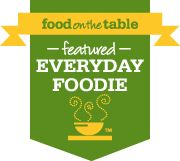 Featured Foodie on Everyday Foodie