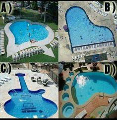 Celebrity Pools