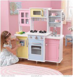 Master Cook's Kitchen #kidkraft #playkitchens #toys #kids