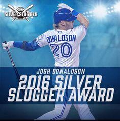 Josh Donaldson, Toronto Blue Jays Nov 10, 2016 Sports Baseball, Baseball Cards, Josh Donaldson, American League, Toronto Blue Jays, Go Blue, Major League, Flyers, Cool Pictures