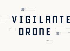 Vigilante Drone on Behance