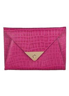 Envelope Clutch | Home Leather Envelope Clutch Bag