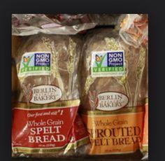 Non GMO bread