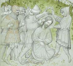 BL Additional 24189 Illustrations for Sir John Mandeville, Voyage d'outre mer