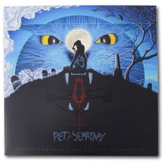 Halloween 2014: PET SEMATARY & THE OMEN LP On Sale Info! – Mondo