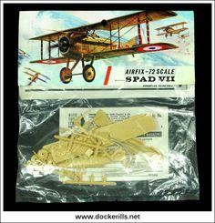 Vintage Toys 1960s, Vintage Models, Plastic Model Kits, Plastic Models, Car Soap, Airfix Models, Airfix Kits, Price Labels, Striped Bags