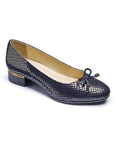 20ae15c520c Carvela Comfort Amour Low Heel Court Shoes
